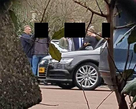 Neljä GRU:n agenttia saatiin kiinni rysän päältä Haagissa kemiallisten aseiden valvontajärjestön OPCW:n toimiston läheiseltä parkkipaikalta.
