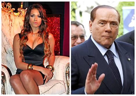 Taiteilijanimellä Ruby esiintynyt Karima El Mahroug on kuvaillut yksityiskohtaisesti Berlusconin bunga bunga -juhlia.