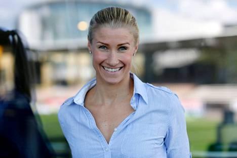 Hanna-Maria Hintsa päätti kansainvälisen uintiuransa vuonna 2016.