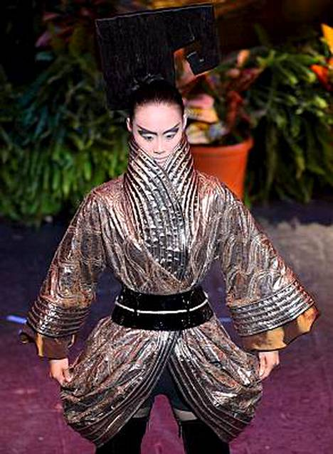 Miss Kiina Jingyao Wang jäi taatusti mieleen.