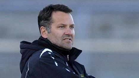 Tor Thodesen on kokenut päävalmentaja. Kuva vuodelta 2012, jolloin hän toimi Mossin päävalmentajana.