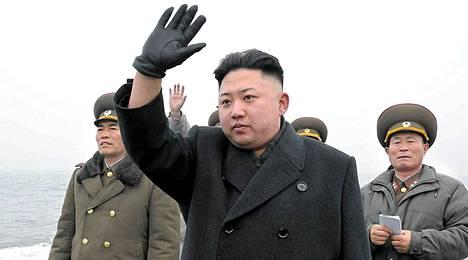 Kim Jong-unin hallitsemassa Pohjois-Koreassa kuohuu. Maa protestoi YK:n torstaina tekemää päätöstä, minkä mukaan maan vastaisia pakotteita kiristetään.