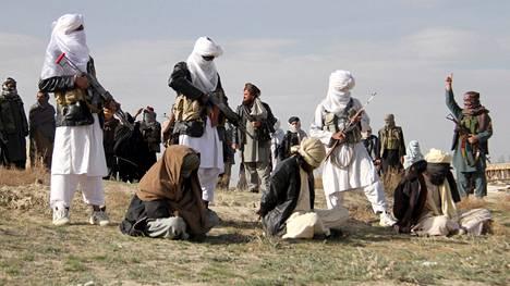 Tilapäinen oleskelulupa myönnettiin Suomeen Afganistanista tulleelle henkilölle, joka on ollut mukana talebanien toiminnassa.