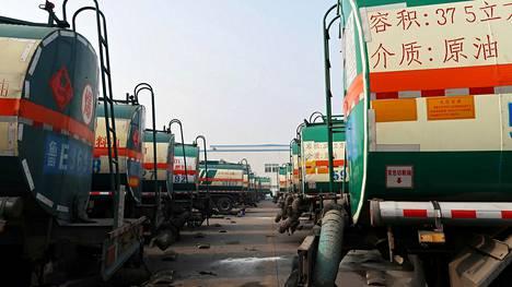 Viime vuonna Kiina vei Pohjois-Koreaan YK:n arvioiden mukaan joka päivä 6000 barrelia öljytuotteita.