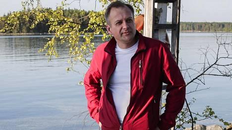 Bjarne Winbergin tiluksille rantauduttiin yllättäen.