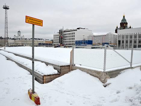 Guggenheimia suunniteltiin Helsingin Katajanokalle.