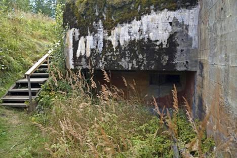 Raikuun salpa-aseman bunkkerit oli rakennettu niin, että niistä voi ampua konekivääreiden ristitulta Saimaan ja Puruveden yhdistävän kanavan yli yrittävää vihollista kohti.