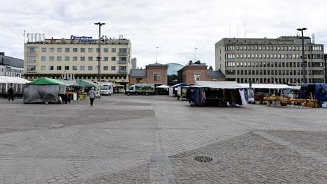 Mikkelin keskustassa on voinut tapahtua runsaasti korona-altistumisia.