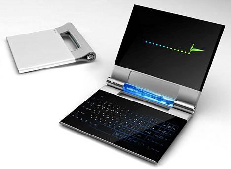 LG on jo aikaisemmin esitellyt polttokenno-ebookin.