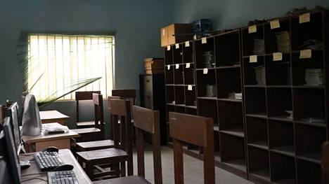 Koulutyttöjä etsitään kuumeisesti Zamfaran osavaltiossa.