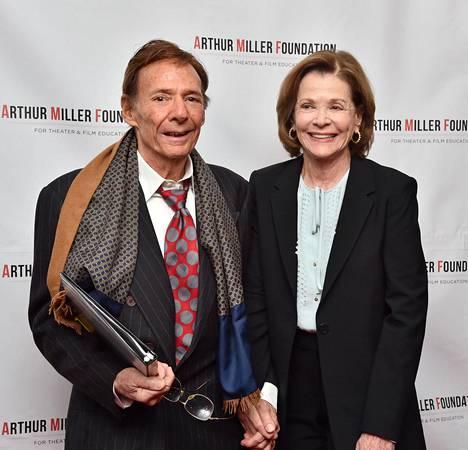 Ron Leibman ja Jessica Walter olivat naimisissa vuodesta 1983 lähtien.