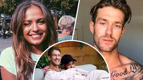 Kihloihin johtanut romanssi alkoi parin astuttua Big Brother-taloon.