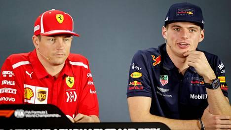 Max Verstappenin (oik.) mielestä Kimi Räikkönen ei olisi pystynyt voittamaan maailmanmestaruutta Mercedeksellä.