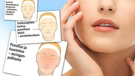 Tämän kaiken kasvosi voivat paljastaa terveydestäsi – kuva kertoo, mitä merkkejä peilistä kannattaa tarkkailla