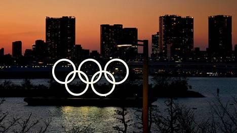 Tokion olympialaiset siirtyvät.