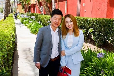 Josep Kim ja Lee Han-Byeol kertoivat kokemuksistaan the Bridge -konferenssissa Kalifornian Anaheimissa. He kohtasivat toisensa ensi kertaa IS:n kuvauksissa.