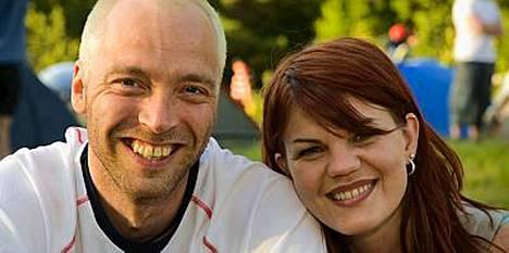 Mika ja Suvi Myllylä ovat saaneet välinsä kuntoon ja palanneet yhteen.