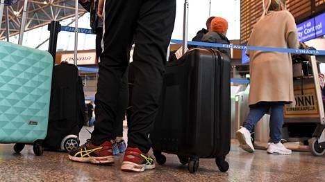 Helsinki-Vantaan lentoaseman kaaos 12. joulukuuta vaikutti tuhansiin ihmisiin.