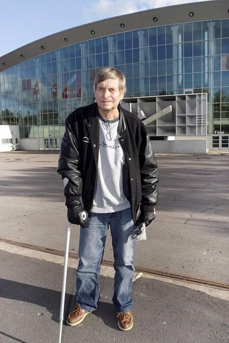 Uran jälkeen Matti Hagmanilla oli pahoja jalkaongelmia.