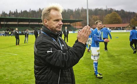 Juha Malisen huutaminen on yksi asia, johon Rovaniemellä saa tottua.