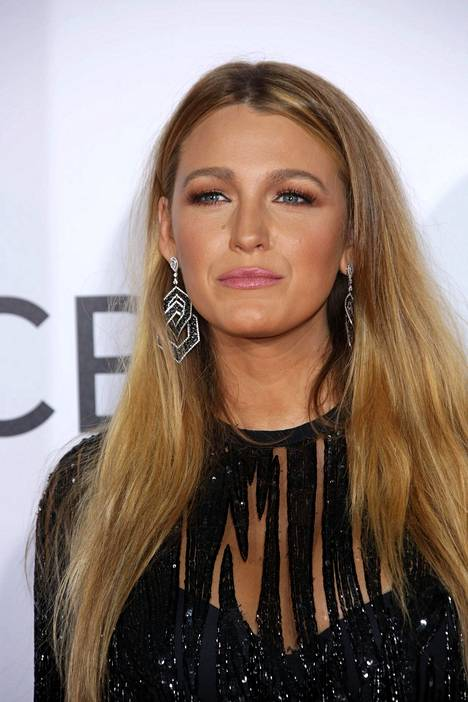 Blake Lively vuonna 2017.