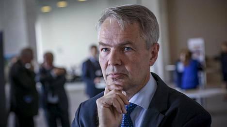 Presidenttiehdokas Pekka Haavisto (vihr) pitää virheenä, että mahdollisuudesta tilapäisen oleskeluluvan myöntämisestä humanitäärisin perustein luovuttiin.