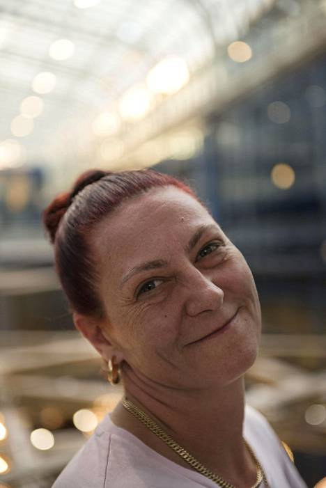 Marice sai tärkeää tukea Nuoret lesket ry:n tukiryhmästä, jonka hän perusti Vaasan alueelle.