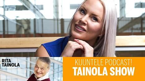 """Viulisti Elisa Järvelä on alkanut säveltää omaa musiikkia. """"Sävelet syntyvät elämästä, tunteista ja kokemuksistani"""", hän kertoo Tainola Show -podcastissa."""
