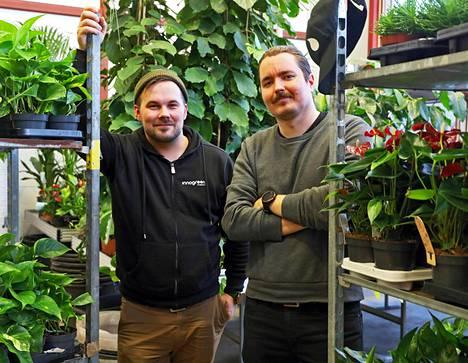 Vuoden 2018 loppuun mennessä InnoGreenin lahjoituksilla on suojeltu miljoona neliötä sademetsää, kertovat Oula Harjula ja Mikko Sonninen.
