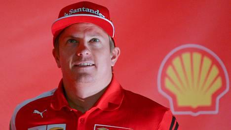 Kimi Räikkönen on poikalapsen isä.