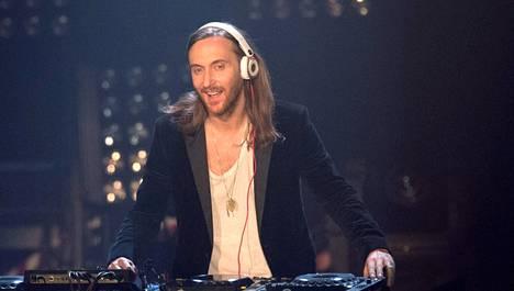 David Guetta saapuu jälleen Suomeen.