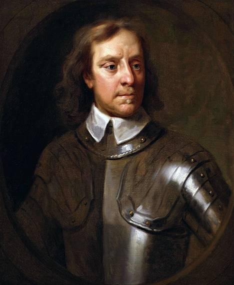 Oliver Cromwell mestautti Englannin kuninkaan ja otti itse vallan.