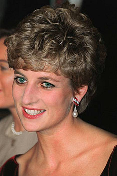 Prinsessa Diana Kuolema