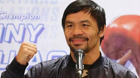 """Ainutlaatuinen nyrkkeilymestari sai vastausvyöryn Twitterissä: """"Ketä vastaan ottelisin seuraavaksi?"""""""