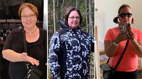 """""""Minä olen näyttänyt itselleni ja muille, että ei tarvita saleja ja tiukkoja dieettejä."""""""