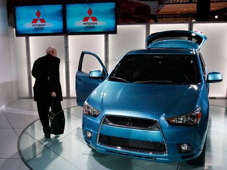Outlander Sport on Yhdysvaltain markkinoille suunnattu Mitsubishin malli. Suomessa samaa malliversiota ei myydä.