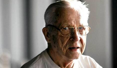 Ilmari Koppinen kuvattiin harjoituksissa vuonna 2008.