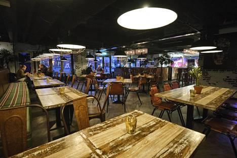 Jyväskylän ravintola Amarillo.
