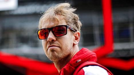 Sebastian Vettelin ura F1-huipulla on päättymässä.