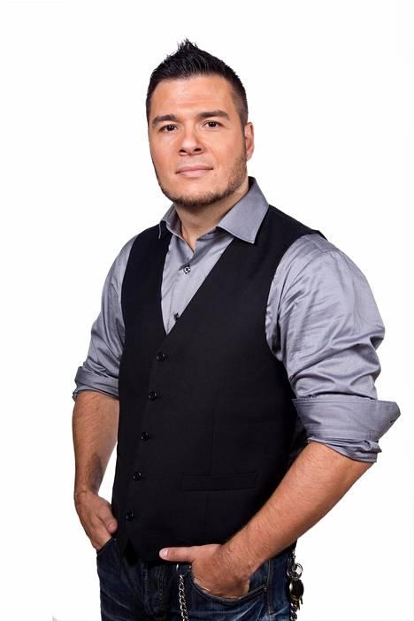 Daniel Sanz pani kaiken peliin osallistuessaan The Voice of Finland -ohjelmaan.