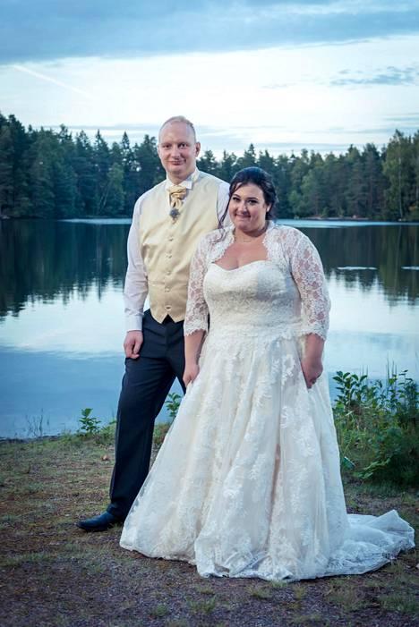 Unelmien häitä juhlittiin viime kesänä Espoossa.