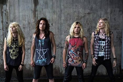 Santa Cruz Bändi