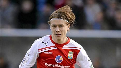 Pekka Sihvola teki kaksi maalia ja syötti yhden VPS:ää vastaan.