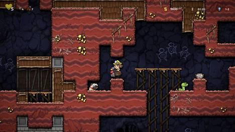 Tässä on pirullisimpia pelejä hetkeen, mutta sitä ei päältä päin arvaisi. Seikkailu näyttää lystikkään leikkisältä, kun isopäinen sankari ratsastaa kalkkunalla ja kantaa eksyneitä mopseja turvaan.