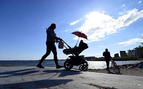 Alhainen syntyvyys selittää sen, ettei eläkkeet riitä nykyisellä maksutasolla tulevaisuudessa.
