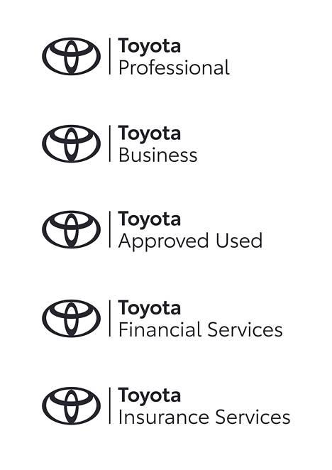 Uutta logoa käytetään jatkossa Toyotan viestinnässä. Vanha logo jää kuitenkin koristamaan edelleen Toyota-merkkisiä autoja sekä toistaiseksi myös merkin jälleenmyyjien mainospyloneita.
