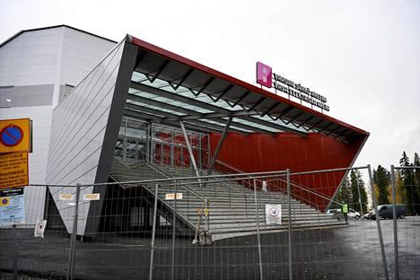 Jääkiekkojoukkue Vaasan Sportin kotihallin Vaasan Sähkö Areena.