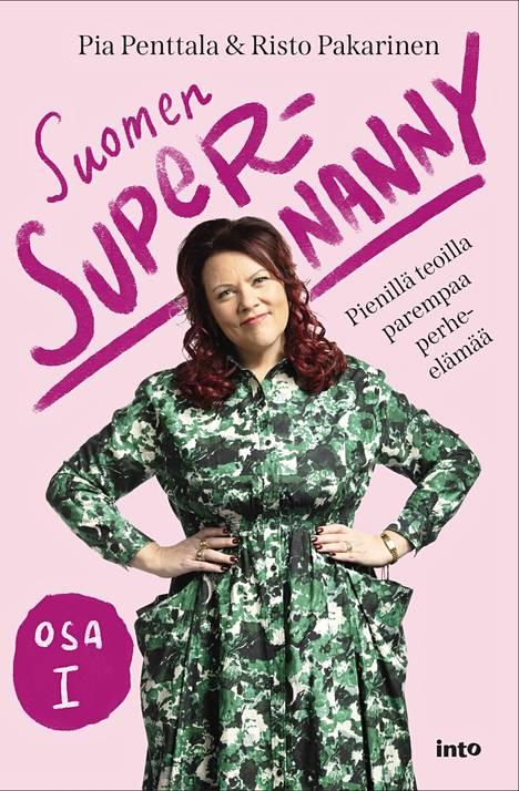 Pia Penttala on erityistason psykoterapeutti, lastensuojelualan ammattilainen ja kolmen lapsen äiti. Suosittua Supernanny Suomi -ohjelmaa on tehty kolme tuotantokautta. Penttalan uutuuskirja pureutuu samastuttaviin vanhemmuuden ongelmiin.