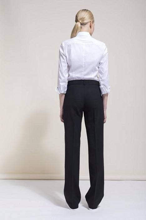 Andiatan housut ovat kotimaista designia, 179 €.