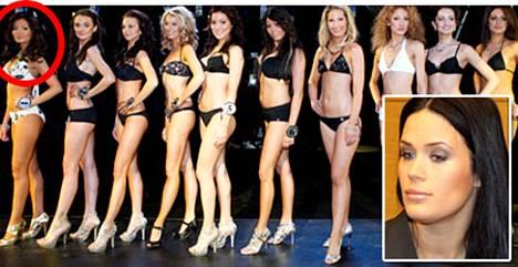 Onko Sofia Ruusila päätetty Miss Helsinki -kisan voittajaksi jo etukäteen?